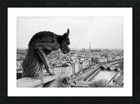 Notre Dame gargoyle Impression et Cadre photo