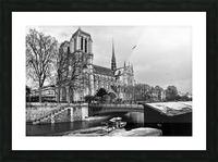 Parisian river police Impression et Cadre photo
