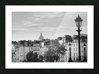 Quartier Latin  Impression et Cadre photo