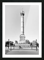 A bicyclette Impression et Cadre photo