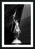 Joan of Arc statue  Impression et Cadre photo