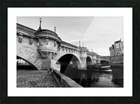 Pont Neuf Impression et Cadre photo