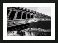 Pont au Double Impression et Cadre photo