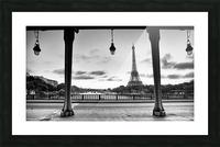 Bir-Hakeim  bridge                                  Impression et Cadre photo