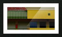 Minus Hopper Picture Frame print