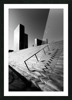 The French National public Library Impression et Cadre photo