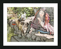 A FAIRY TALE STORY -Art- Photo  1-4  Picture Frame print