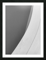 Abstract Sailcloth 7 Picture Frame print