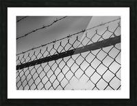 Sunspot Picture Frame print