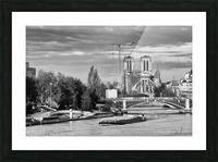 Under construction Impression et Cadre photo