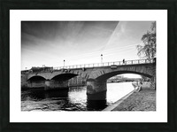 Archeveche bridge Impression et Cadre photo