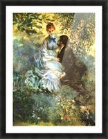 Twosome Picture Frame print