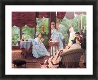Unrivaled by Tissot Picture Frame print