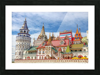 Kremlin Picture Frame print