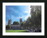 Snapshot in Time Quintessential London 5 of 5 Picture Frame print