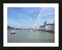 Snapshot in Time Quintessential London 4 of 5 Picture Frame print