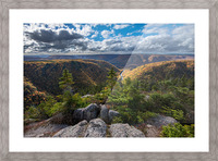 Cape Clear Picture Frame print