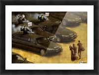 unrest Impression et Cadre photo