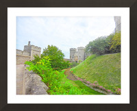 Windsor Castle 2 - Berkshire United Kingdom Picture Frame print