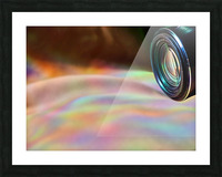 Through the Lens Picture Frame print