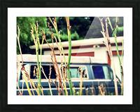 Van Life Picture Frame print