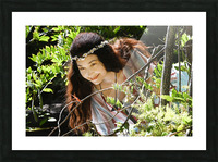 EVOKED BY NATURE Collection 2-4 Picture Frame print