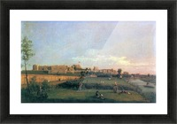 Windsor Castle by Canaletto Picture Frame print