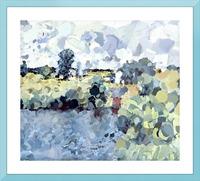 Winterthur Landscape Picture Frame print