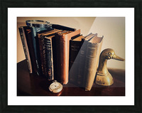 Studious Picture Frame print