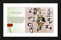 11.TREASURE  2  Picture Frame print