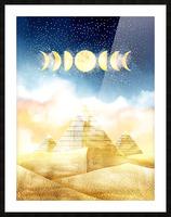 Dream Art XVI Picture Frame print