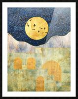 Dream Art XVII Picture Frame print