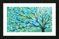 Blossoms   Picture Frame print