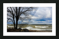 After the Storm Picture Frame print