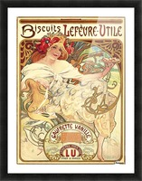 Biscuits Lefevre-Utile Impression et Cadre photo