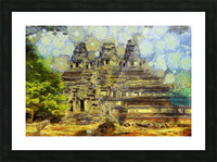 CAMBODIA 128 Angkor Wat  Siem Reap VincentHD Picture Frame print