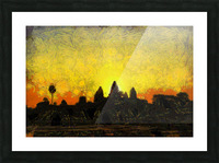 CAMBODIA 136 Angkor Wat  Siem Reap VincentHD Picture Frame print