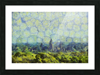 CAMBODIA 127 Angkor Wat  Siem Reap VincentHD Picture Frame print
