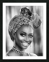 africa 1 Picture Frame print