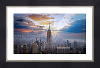 Empire Picture Frame print