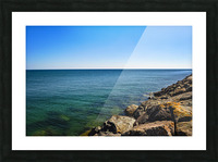 Tranquil Waters Picture Frame print