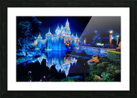 Disney Magic Picture Frame print