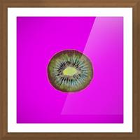 Kiwi Redux II Picture Frame print
