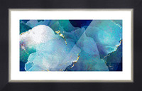 TheDeep Picture Frame print