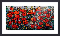 Poppies 1 Picture Frame print
