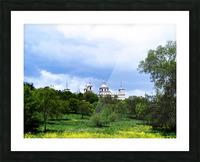 Casita del Principe 2 of 7 - Park and Gardens - The Royal Monastery of San Lorenzo de El Escorial - Madrid Spain Picture Frame print