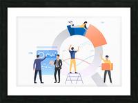 SEO Company Melbourne Picture Frame print