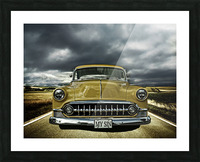 1953 Chevrolet Picture Frame print