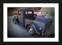 1935 Ford Pickup Picture Frame print