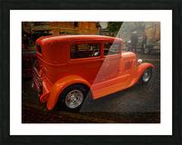 1929 Ford Tudor Sedan Picture Frame print